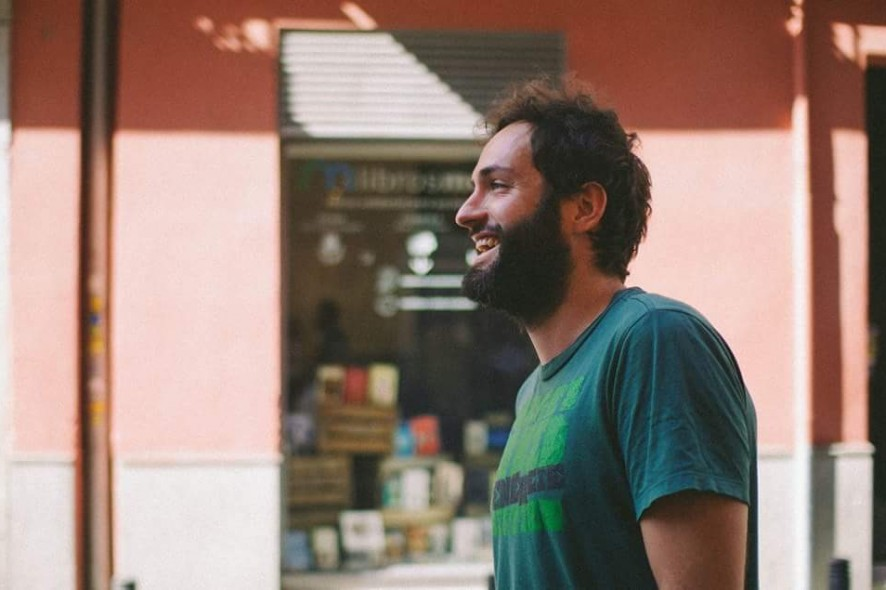 Javier Vicedo. Foto de imeminemagazine®.