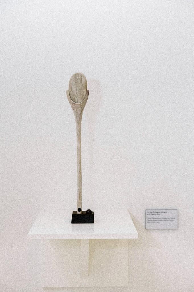 Obra de Eva Rodríguez para Virginia Rota. Fotografías originales del Museo Carmen Thyssen Málaga.